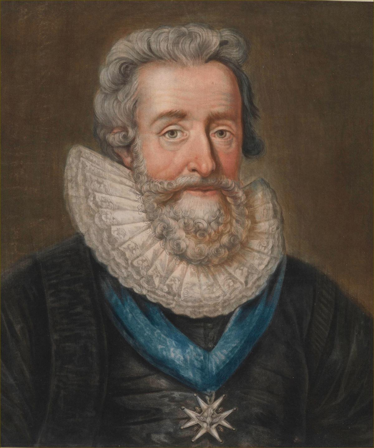 Henri IV, Roi De France Et De