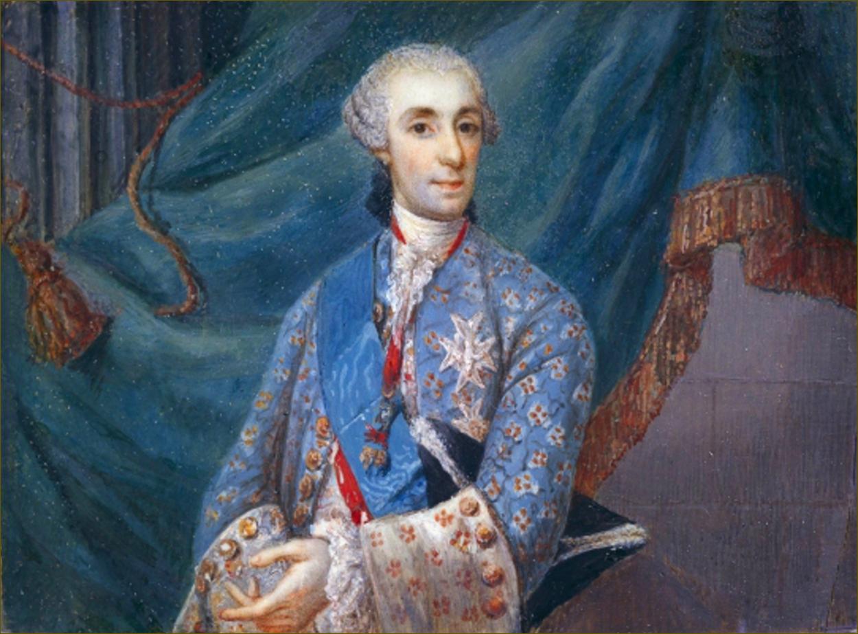 Philippe de Bourbon, infant d'Espagne, duc de Parme