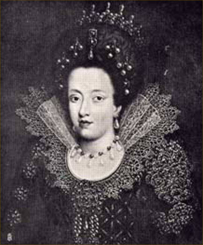 Marguerite de Gonzague-Mantoue, duchesse de Lorraine et de Bar