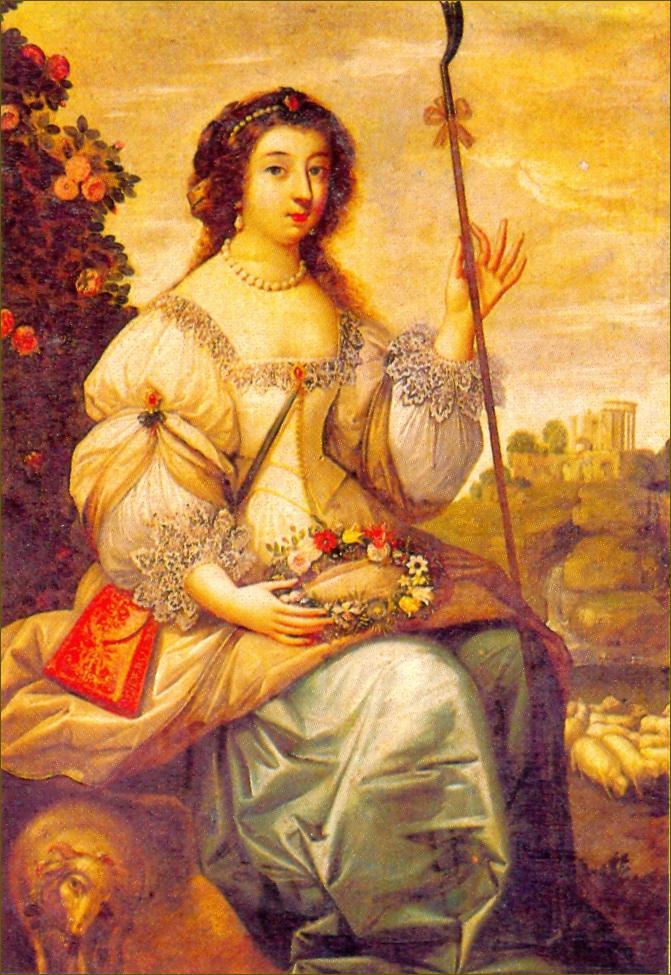 Altesses : Julie d'Angennes, duchesse de Montausier, dans le ...