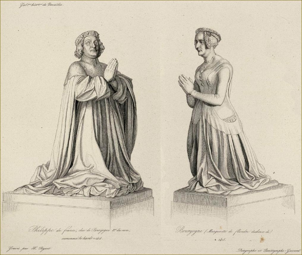 altesses philippe le hardi et marguerite de flandres duc et duchesse de bourgogne g s par. Black Bedroom Furniture Sets. Home Design Ideas