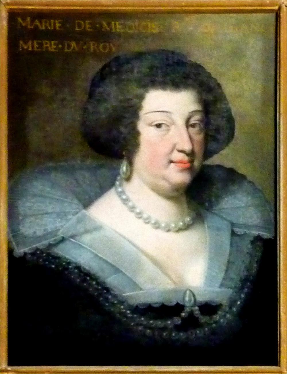 Marie de Médicis, reine de France et de Navarre