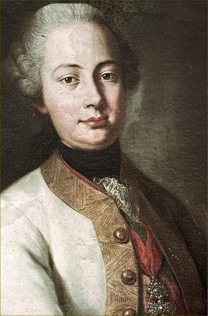 Ferdinand, archiduc d'Autriche-Modène, d'après Meytens