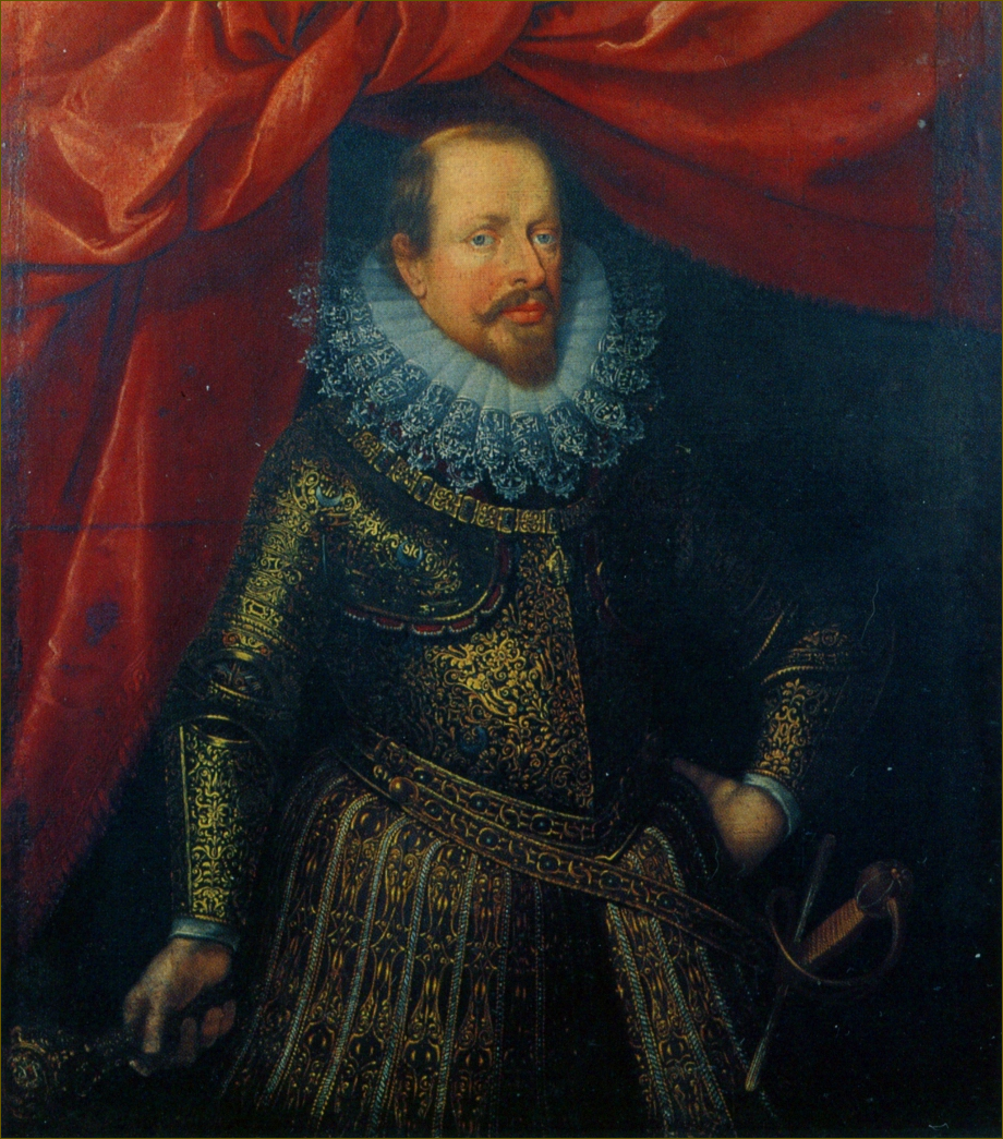 Vincent Ier, duc de Mantoue, par Pourbus