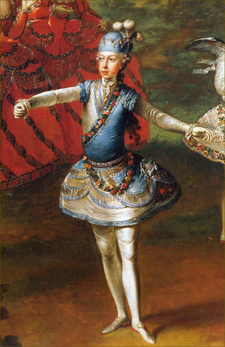"""Résultat de recherche d'images pour """"L'Archiduc Ferdinand par Liotard"""""""