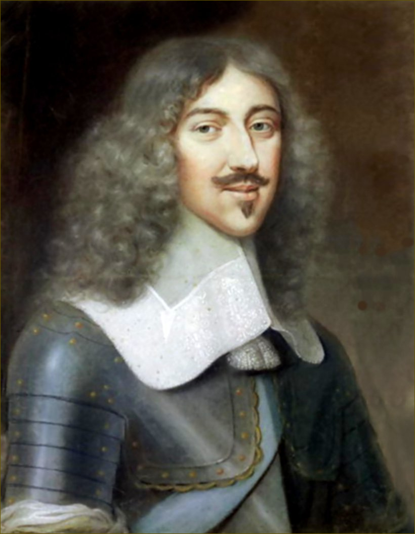Gaston de France, duc d'Orléans, par Wallerand Vaillant