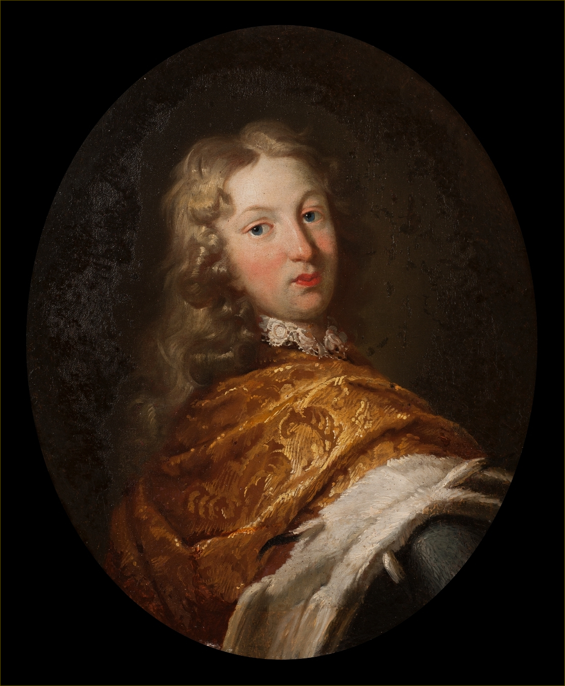 Charles III Guillaume, margrave de Bade-Durlach, adolescent