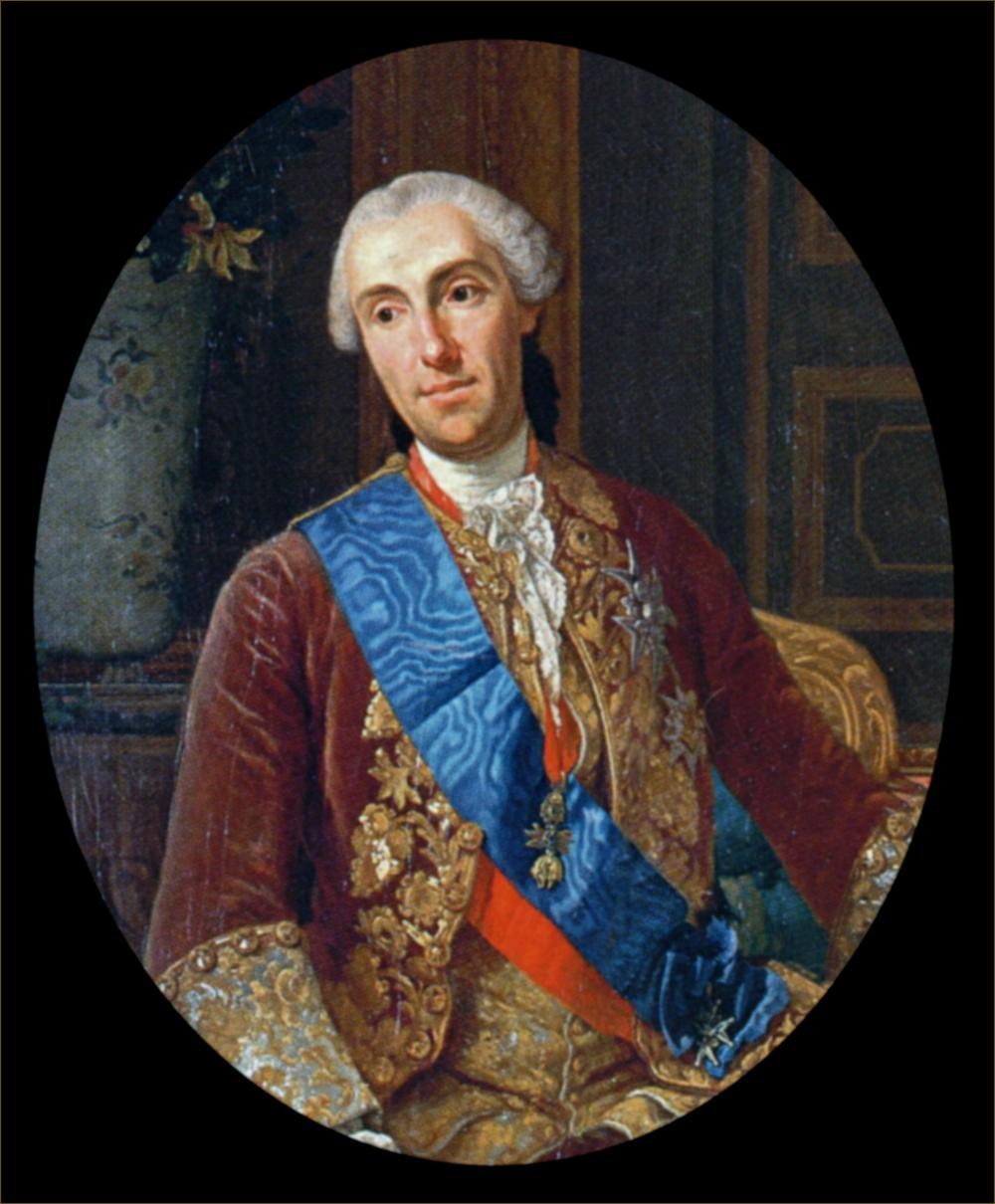 Philippe de Bourbon, infant d'Espagne, duc de Parme, d'après Baldrighi