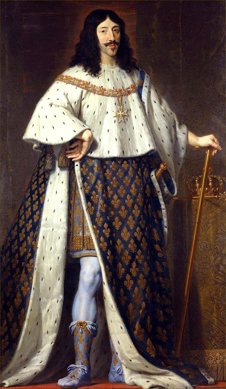 Louis XIII, roi de France, par Philippe de Champaigne