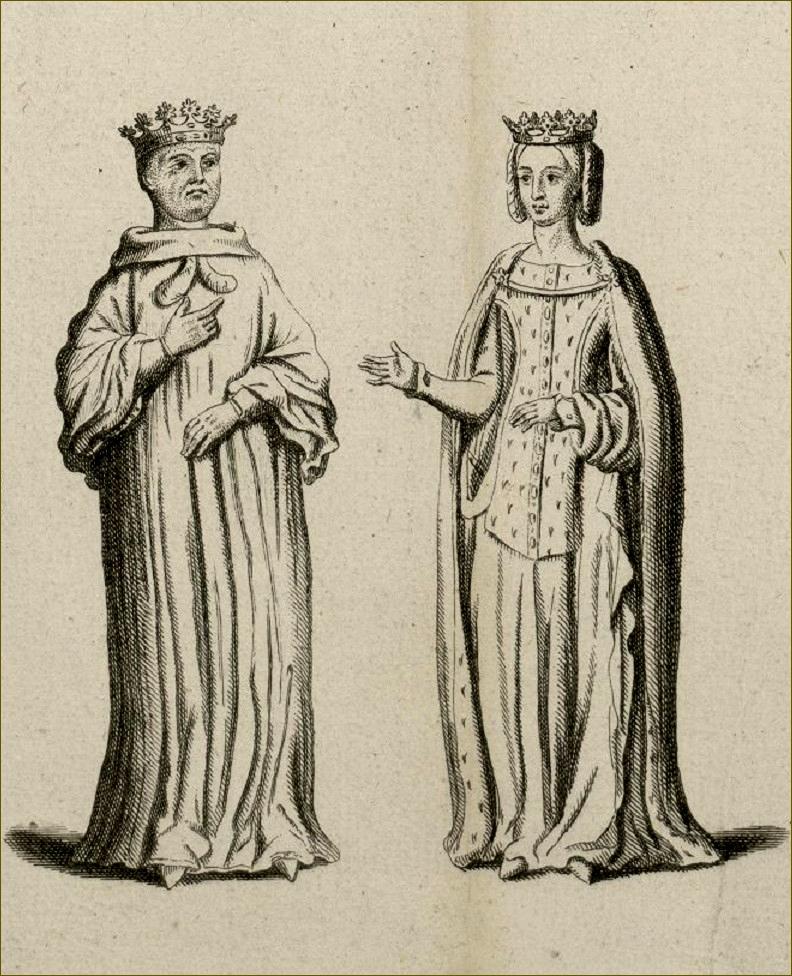 ŒUVRES CHRÉTIENNES DES FAMILLES ROYALES DE FRANCE - (Images et Musique)- année 1870  8646b7b92b