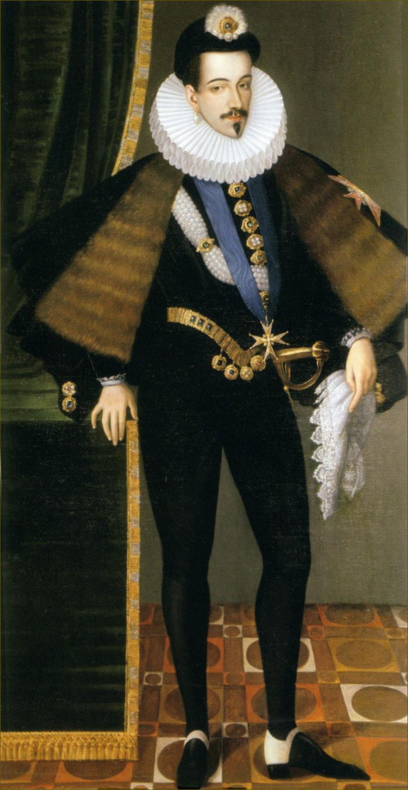 Henri III, roi de France et de Pologne, par Pierre Castan