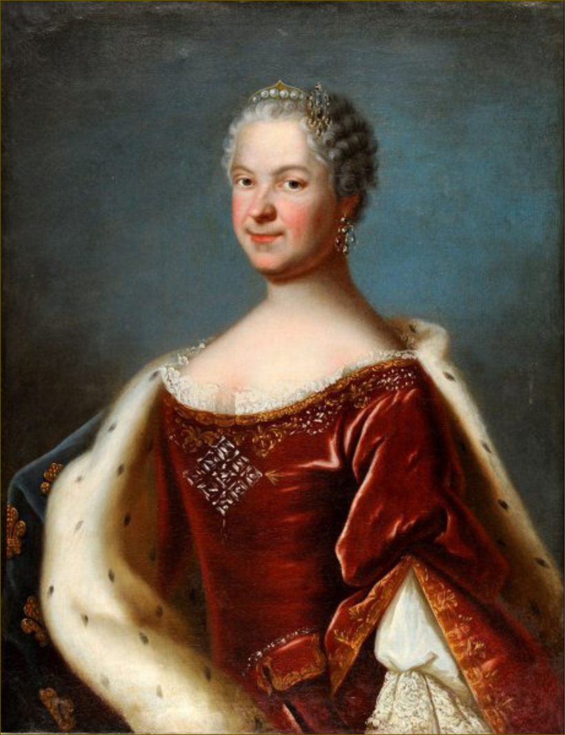 Marie Leczinska, reine de France