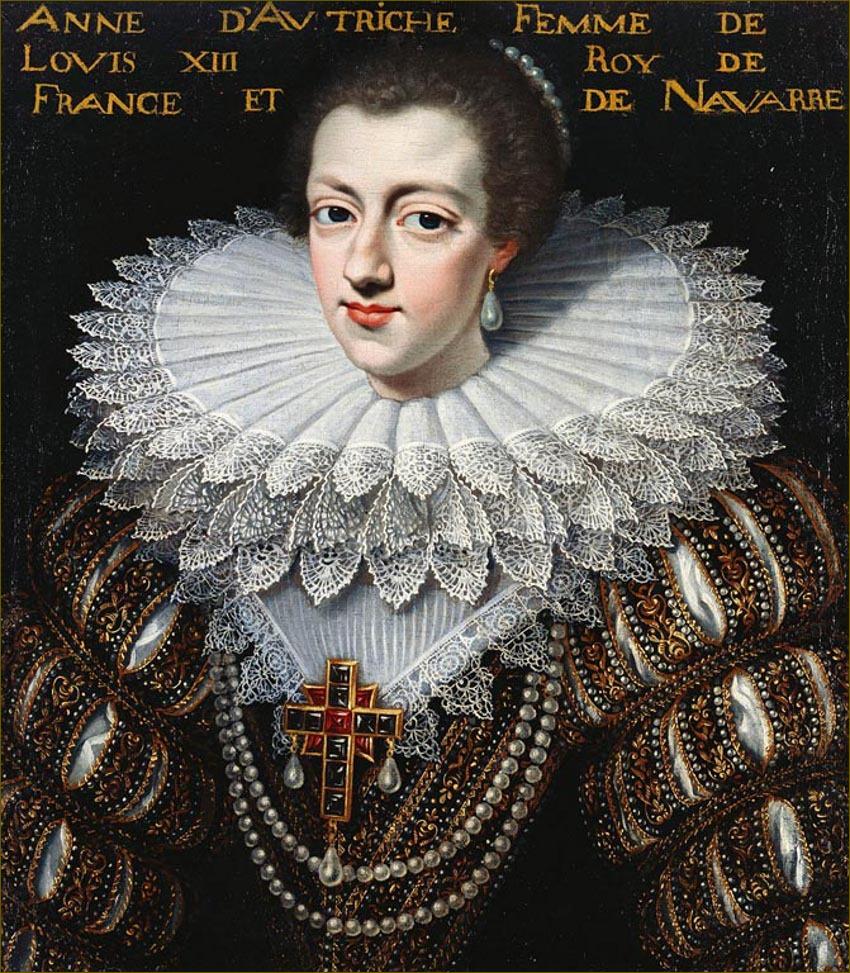 Anne d'Autriche, infante d'Espagne, reine de France