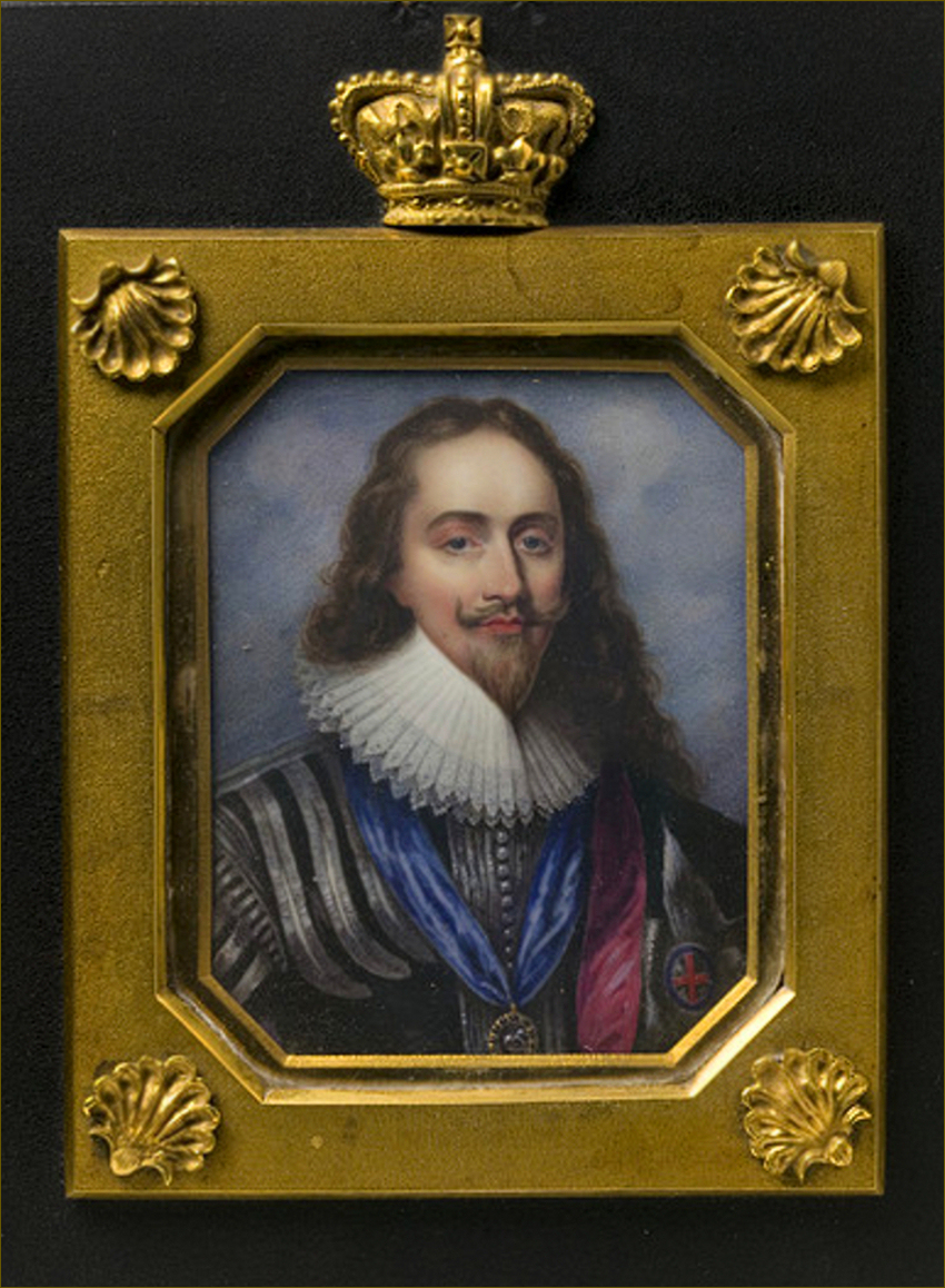 Charles&nbsp;I<sup>er</sup>, roi d'Angleterre, par Denis Brownell Murphy