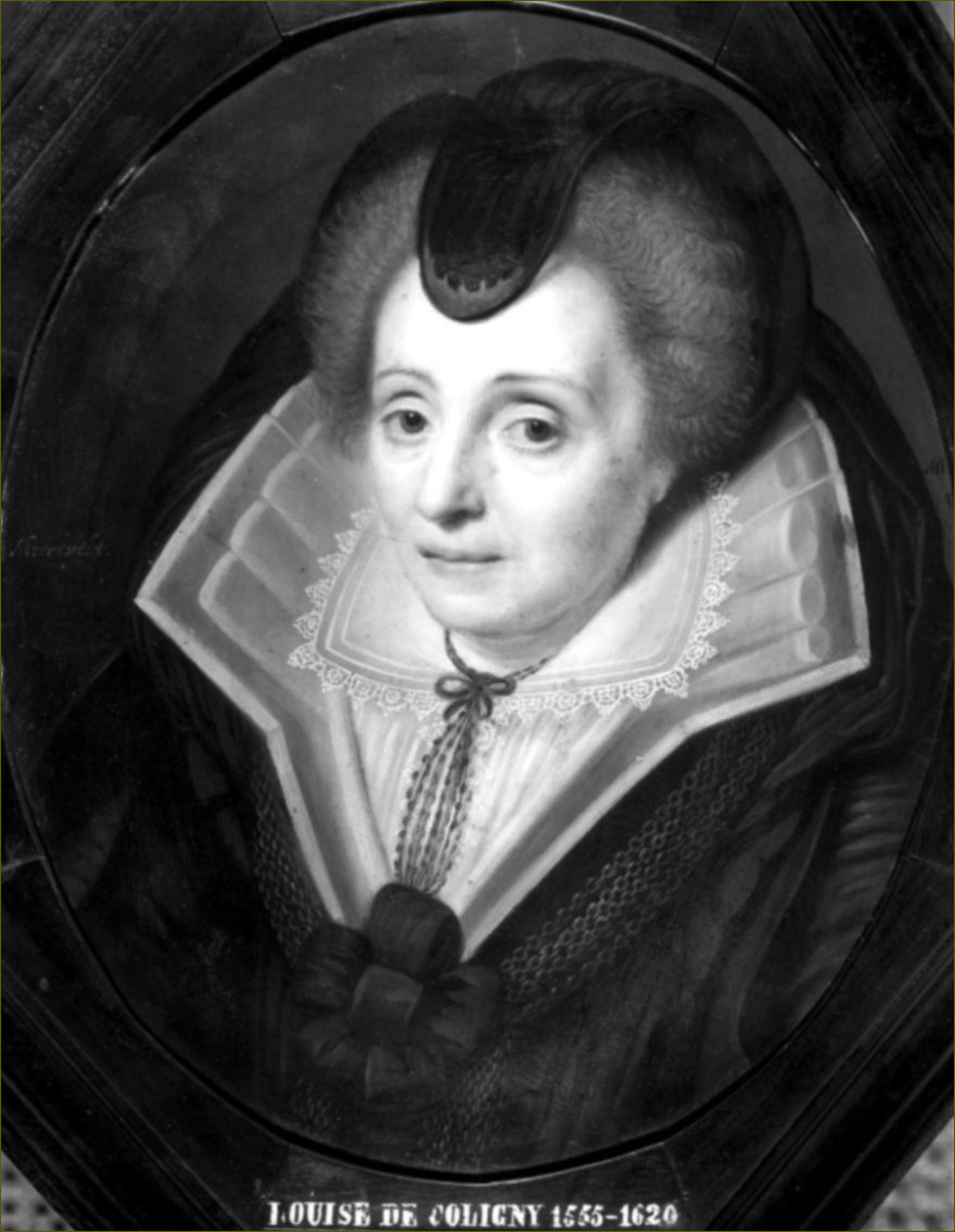 Louise de Coligny, stathouderesse de Hollande