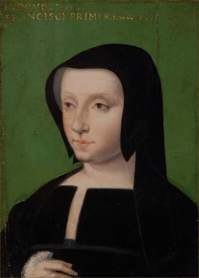Louise de Savoie, duchesse d'Angoulême