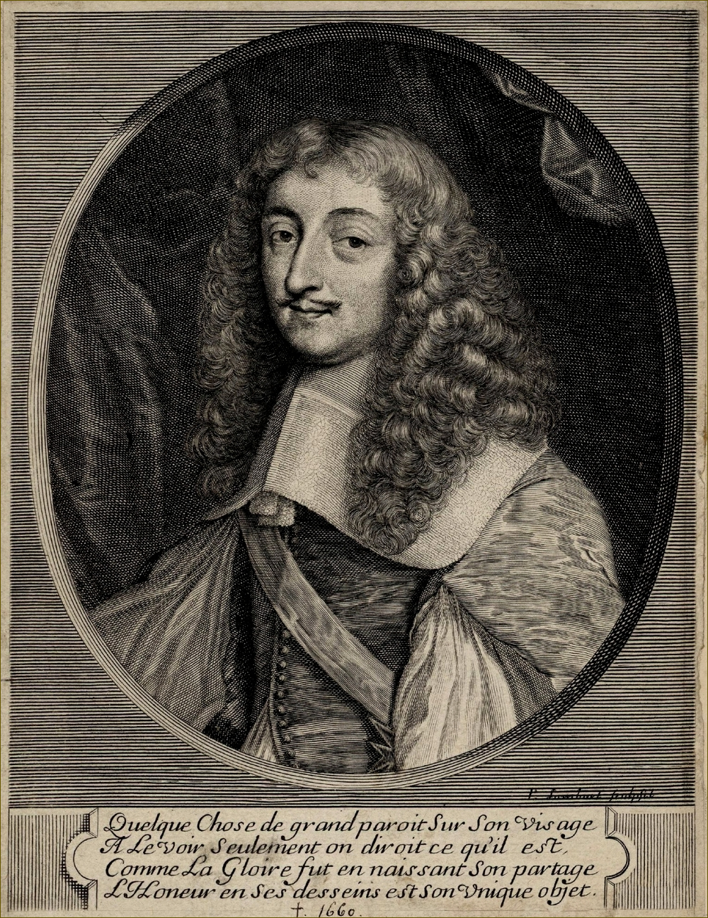 Gaston de France, duc d'Orléans, âgé