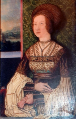 Blanche-Marie Sforza, impératrice d'Allemagne