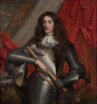 Jacques II, roi d'Angleterre, par Wright