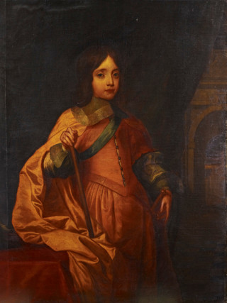 Jacques II, roi d'Angleterre, enfant